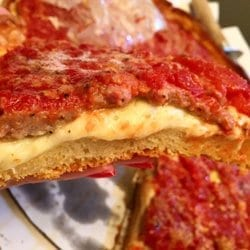 sausage crust pizza for keto diet