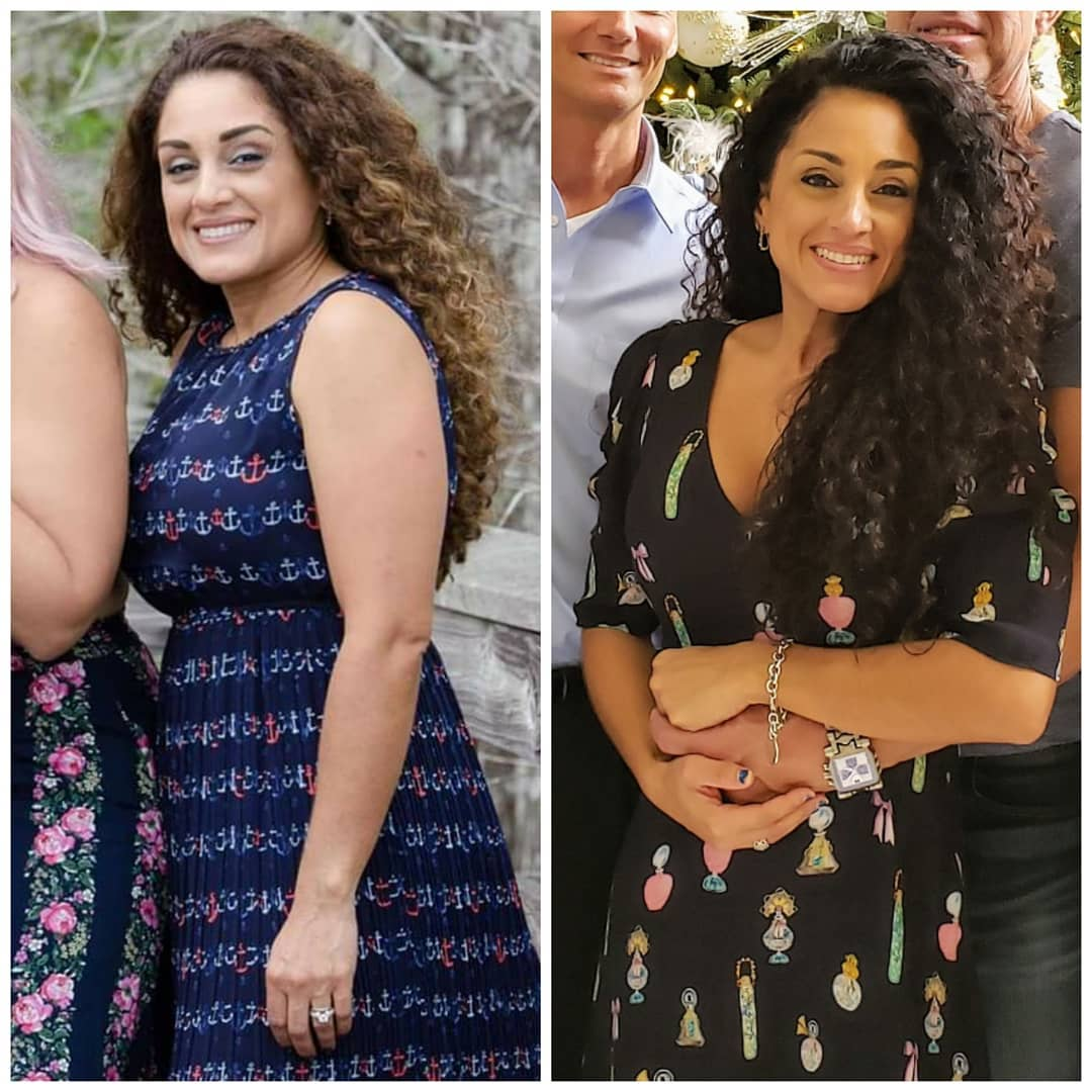 vicky's keto weight loss transformation story