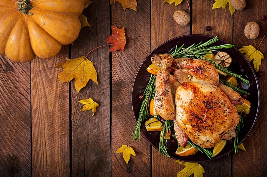 Happy Keto Thanksgiving: How to Stay Keto this Turkey Day
