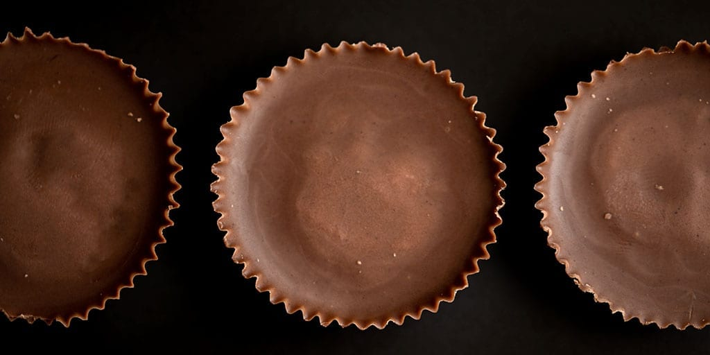 Reese's Cup Fat Bombs