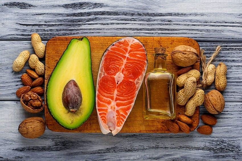 healthy fats on keto
