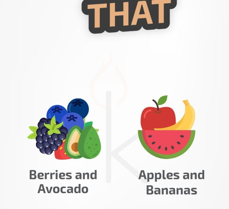 Fruit On Keto: Eat This Not that