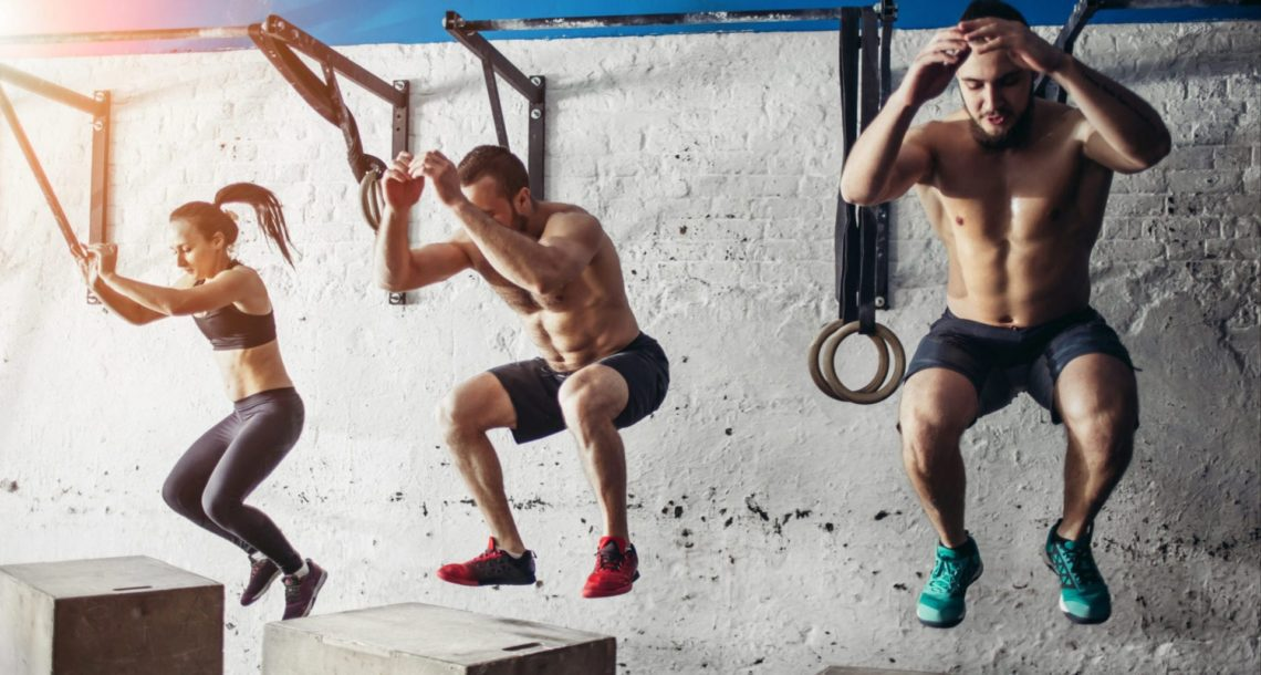 HIIT on a Targeted Ketogenic Diet