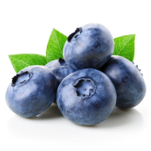 food quality blueberries