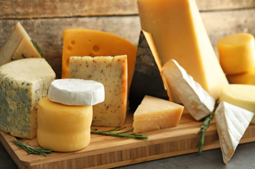 is cheese keto