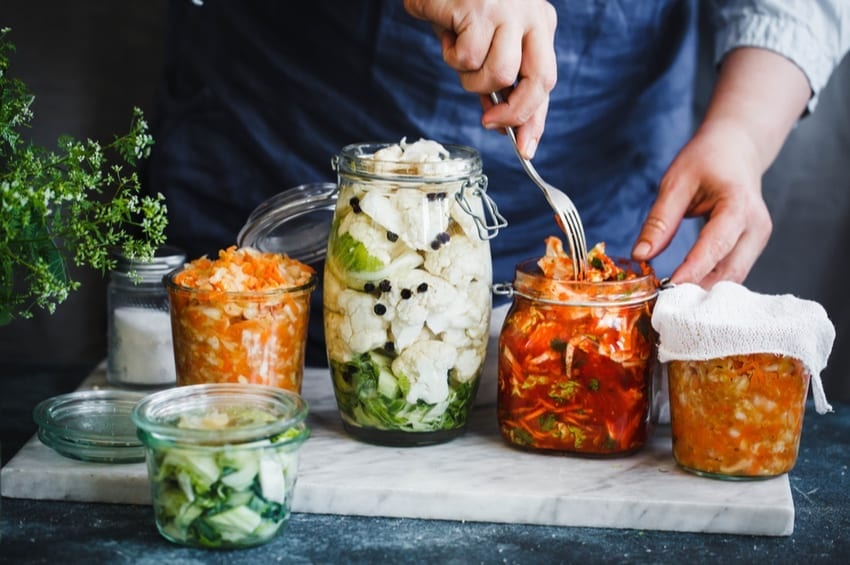 Benefits of Fermented Foods on Keto!