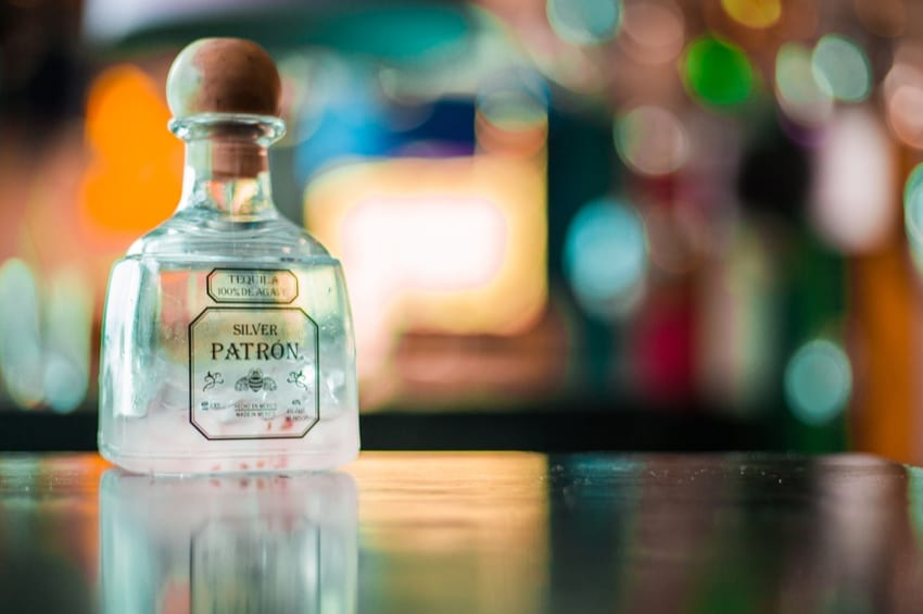 is tequila keto