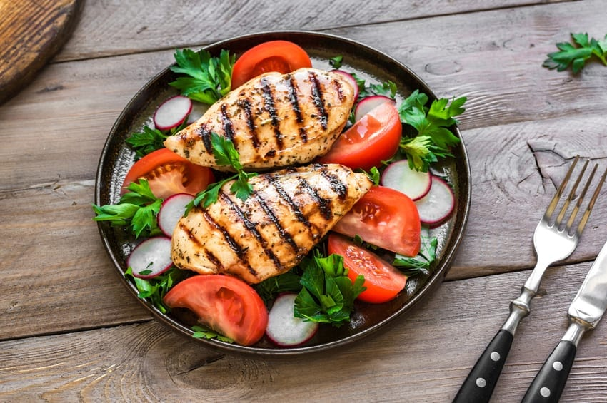 Ten Easy Keto Lunch Recipes You Need To Try!